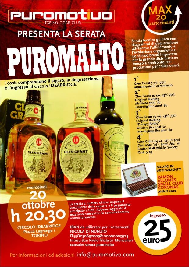 Serata PuroMalto